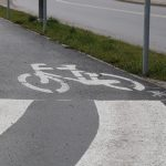 14-latka potrącona przez rowerzystę w Działdowie. Dziewczyna trafiła do szpitala
