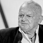 """Nie żyje Jerzy Gruza. Aktor, reżyser i scenarzysta miał 87 lat. """"To wielka strata dla polskiej kultury"""""""