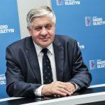 O certyfikatach szczepionkowych i Jerzym Wilku mówił w Porannych Pytaniach europoseł Krzysztof Jurgiel