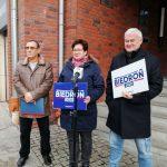 Lewica rozpoczęła kampanię wyborczą na Warmii i Mazurach. Sprawdź, kto został szefem sztabu wyborczego Roberta Biedronia