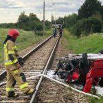 Mniej pożarów, więcej miejscowych zagrożeń. Elbląscy strażacy podsumowali miniony rok