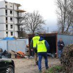 Obywatele Mołdawii nielegalnie pracowali na budowie w powiecie iławskim