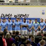 Piłkarze Stomilu zaprezentowali się kibicom. Duma Warmii w sobotę wraca na ligowe boiska