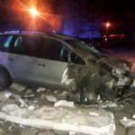 Pijana nastolatka wjechała autem w budynek. Dziewczyna stanie przed sądem
