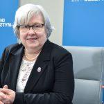Senator Bogusława Orzechowska ma negatywny wynik testu na koronawirusa