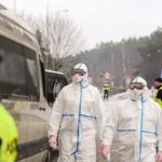 Warmia i Mazury: 47 osób hospitalizowanych, a 782 osób objętych nadzorem epidemiologicznym