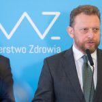 Łukasz Szumowski: wyniki testów członków rządu są ujemne