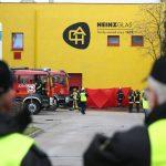Jedna osoba nie żyje, pięć zostało rannych w pożarze huty szkła w Działdowie. Najciężej poparzony jest w szpitalu w Gryficach