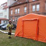 Stabilizuje się sytuacja w Szpitalu Powiatowym w Pasłęku