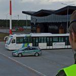 Terytorialsi wspierają służby lotniskowe Portu Lotniczego Olsztyn-Mazury