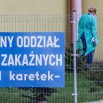 Raport z Warmii i Mazur: 61 hospitalizowanych w tym 5 zakażonych koronawirusem. Prawie 250 osób jest w kwarantannie domowej