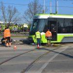 Wykolejenie tureckiego tramwaju nie oznacza rezygnacji z zakupu. Władze Olsztyna przyglądają się dalszym jazdom testowym