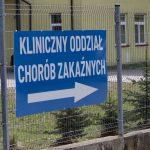 Raport z Warmii i Mazur: 57 hospitalizowanych, w tym 7 zakażonych koronawirusem