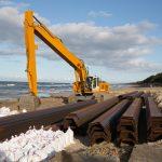 Budowa nabiera tempa. Zobacz nowy film i zdjęcia z budowy kanału żeglugowego przez Mierzeję Wiślaną