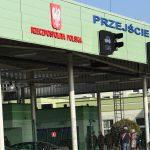 Straż graniczna podaje: ruch na przejściach polsko-rosyjskich odbywa się płynnie