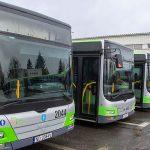 Olsztyński ZDZiT wprowadził zmiany. Można podróżować tylko na miejscach siedzących