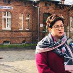 """Posłanka Monika Falej skontrolowała Szpital Miejski w Elblągu. """"Ważne jest zabezpieczenie personelu"""""""