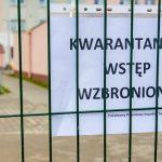 Prawie 170 wniosków o łamanie kwarantanny trafiło do sądów. Najwięcej pracy mają sędziowie w Szczytnie, Olsztynie i Mrągowie