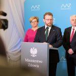 Łukasz Szumowski: Ostatnim etapem walki z COVID-19 będzie proces szczepienia. To kwestia kilkunastu miesięcy