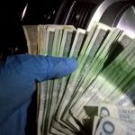 Policja nadal szuka bandyty, który napadł na bank pod Szczytnem