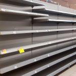Puste półki w sklepach. Czy mamy się czym martwić?