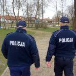 Podczas weekendowych kontroli ukarano 20 osób. Dwie osoby będą się tłumaczyły przed sądem