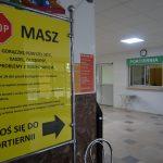 Nowe zasady i procedury wdrożyły elbląskie szpitale