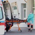 Brak nowych zakażeń koronawirusem w szpitalu powiatowym w Biskupcu