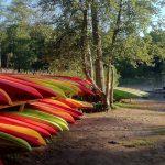 Mazurski Park Krajobrazowy otwarty dla zwiedzających. Kajaki zostają na lądzie. Nieczynne jest też muzeum w Krutyni