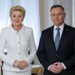 """Para prezydencka złożyła życzenia z okazji Wielkanocy. """"Jedność i solidarność to największe źródła nadziei"""""""