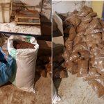 Nielegalna fabryka tytoniu w Mrągowie. Skarb Państwa mógł stracić 1,5 miliona złotych