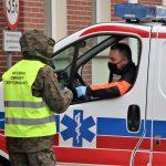 Koronaraport: dziewięć nowych zakażeń i dwa wyzdrowienia na Warmii i Mazurach. W kraju zachorowało 399 osób