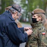 Rozpowszechniają wiedzę o Polskim Państwie Podziemnym. Żołnierze WOT z regionu wyróżnieni