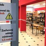 """Wznowiły działalność biblioteki w Elblągu, Braniewie, Pasłęku i Morągu. """"Książki też będą w kwarantannie"""""""