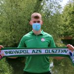 Kolejny zawodnik Indykpolu AZS Olsztyn przedłużył kontrakt