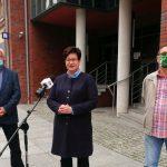 Posłanka Lewicy sprzeciwia się likwidacji Pogotowia Socjalnego w Elblągu