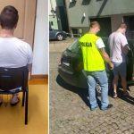 Podając się za policjanta wyłudził 40 tysięcy złotych. Działający w Świętokrzyskiem mieszkaniec Olsztyna został aresztowany