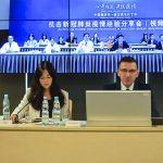 Wirtualny most połączył Olsztyn z Weifang. Polscy i chińscy naukowcy rozmawiali o koronawirusie