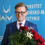 Uniwersytet Warmińsko-Mazurski ma nowego rektora