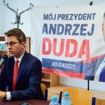 Przedwyborcze spotkania w Warmińsko-Mazurskiem. W Nowym Mieście Lubawskim rzecznik rządu wspierał kandydaturę obecnego prezydenta