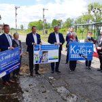 Z Węgorzewa pociągiem do Kętrzyna? Samorządowcom ma pomóc Kolej Plus