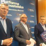 Sztab wyborczy Rafała Trzaskowskiego do końca dnia przyjmuje listy poparcia