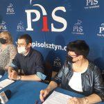 """Radni PiS krytycznie o działaniach prezydenta miasta. """"Raport o stanie Olsztyna za 2019 rok jest niekompletny"""""""