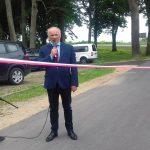 Liczy 10 km, kosztowała ponad 6 mln złotych. Nowa droga w powiecie oleckim oddana do użytku