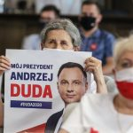 PKW: Andrzej Duda zdecydowanie wygrywa na Warmii i Mazurach