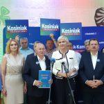 """PSL na Warmii i Mazurach podsumowało kampanię Władysława Kosiniaka-Kamysza. """"Jest w stanie rozmawiać z każdym"""""""