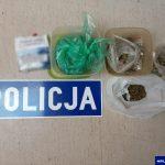 Ponad 100 gramów marihuany w jednym z olsztyńskich mieszkań. Policja zatrzymała 24-latka