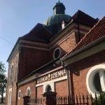 Parafia w Braniewie: zakażony ksiądz nie miał kontaktu z wiernymi