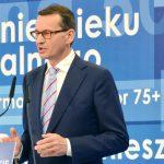 """Premier Mateusz Morawiecki odwiedzi w sobotę Pisz. """"Celem jest bezpośrednie spotkanie z mieszkańcami"""""""