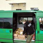 Spirytus pochodzący z przestępstwa trafił do szpitali, strażaków i prokuratury